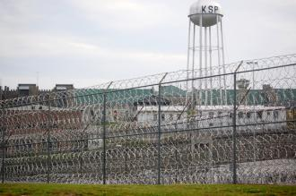 A maximum security prison in Kentucky