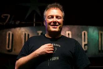 Jello Biafra (Jay Lee)