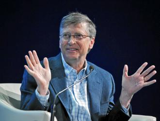Bill Gates (Sebastian Derungs)