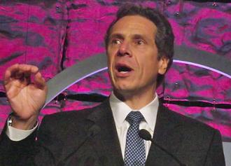 New York Gov. Andrew Cuomo (Azi Paybarah)