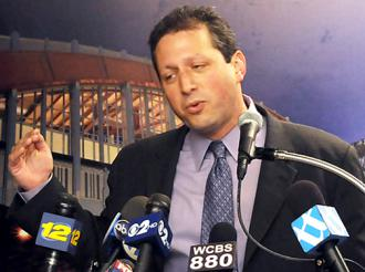 New York City Council member Brad Lander (Felix Candelaria)