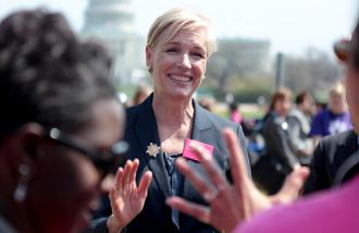 Planned Parenthood President Cecile Richards