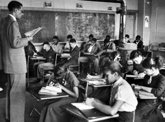 an analysis of segregation in schools unconstitutional Segregation of black, hispanic students on the rise, report finds the analysis, he said, confirmed which declared segregated schools unconstitutional.