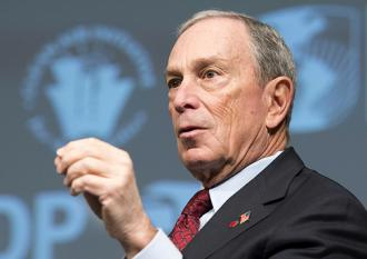 Former New York City Mayor Michael Bloomberg (Ryan Rayburn)