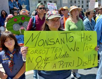 San Francisco says no to Monsanto (Steve Rhodes)