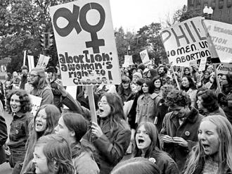 Marching for legal abortion in the era before Roe v. Wade