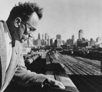Nelson Algren in Chicago