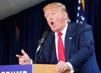 Donald Trump (Michael Vadon)