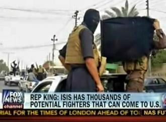 Fox News drums up fear of ISIS inside the U.S.