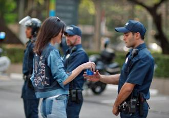 Kendall Jenner's Pepsi ad