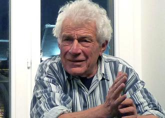 Revolutionary writer and activist John Berger in 2009