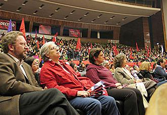An election rally for the Left Bloc in Portugal (International Viewpoint)