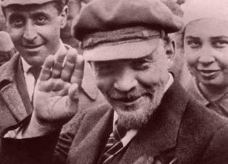 Lenin after the Russian Revolution