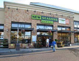 A New Seasons grocery store in Portland