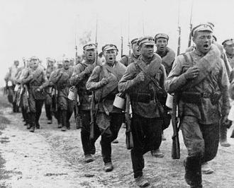 Image result for Red Army 1920