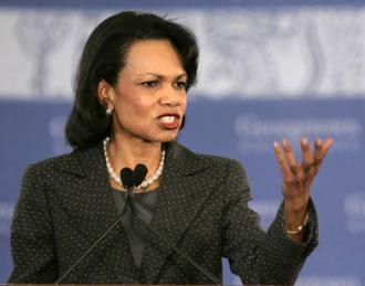 Condoleezza Rice (Anton Rakitskiy)