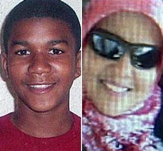 Trayvon Martin and Shaima Alawadi