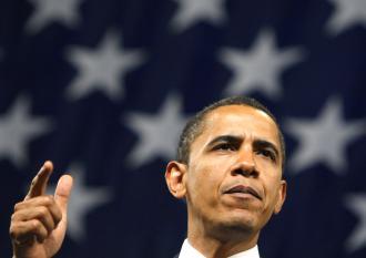 Barack Obama (Emmanuel Dunand | AFP)