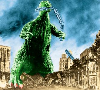 Bankzilla vs. the rest of us (Eric Ruder | SW)