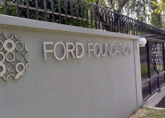 Ford Foundation headquarters in India