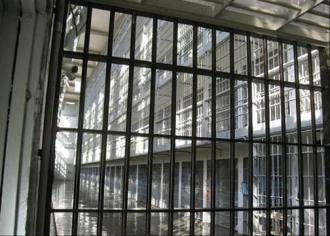 Inside Menard Correctional Center in downstate Illinois
