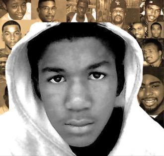 The many other Trayvons
