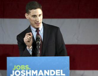 Ohio state treasurer Josh Mandel