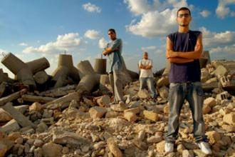 Gaza's PR (Palestinian Rapperz)