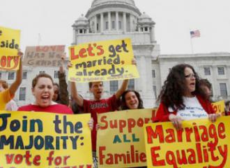 Rhode Islanders rally for marriage equality