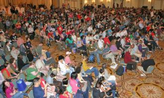 A plenary session at Socialism 2010 in Chicago (Udai Basavaraj | SW)