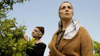 Salma (Hiam Abbass) in the Lemon Tree