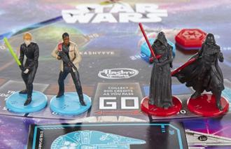 Guess who's missing from this Star Wars edition of Monopoly?