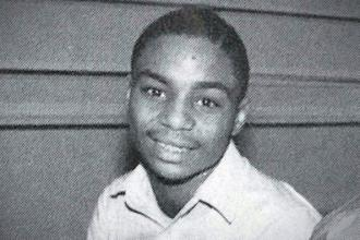 Terrance WIlliams as a teenager