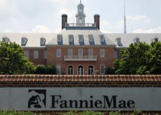 Fannie Mae headquarters in Washington, D.C. (Alexis C. Glenn | UPI)