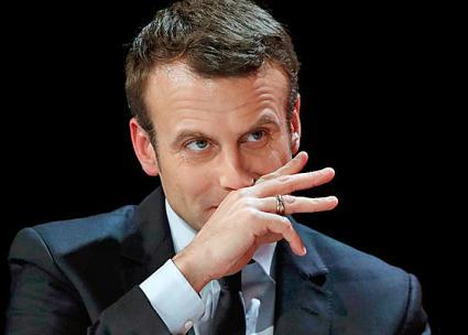 French President Emmanuel Macron (Jeso Carneiro | flickr)