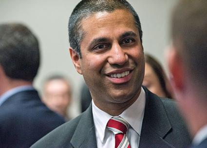 Federal Communications Commission Chair Ajit Pai (Lance Cheung | flickr)