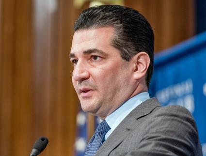 Food and Drug Administration Commissioner Scott Gottlieb (Andrew Propp | flickr)