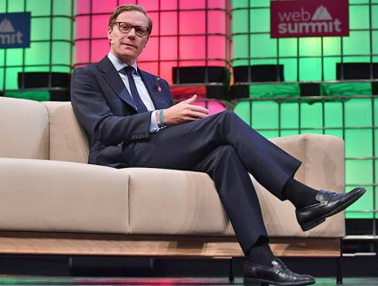 Cambridge Analytica CEO Alexander Nix (Sam Barnes | flickr)