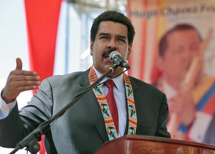 Venezuelan President Nicolás Maduro (Prensa Miraflores)