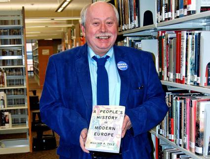 Socialist historian and activist Bill Pelz