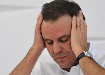 Former Rio de Janeiro Mayor Eduardo Paes