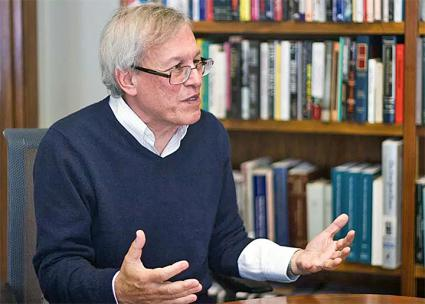 Berkeley law professor Erwin Chemerinsky