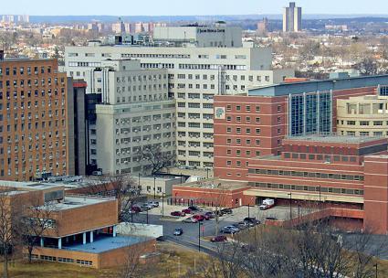 The Jacobi Medical Center in the Bronx (Zoirusha | Wikimedia Commons)