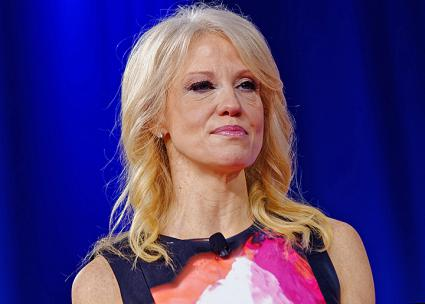 Trump adviser Kellyanne Conway (Michael Vadon | flickr)