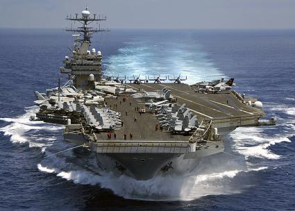 USS Carl Vinson (Dusty Howell | Wikimedia Commons)