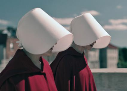 Hulu's adaptation of The Handmaid's Tale