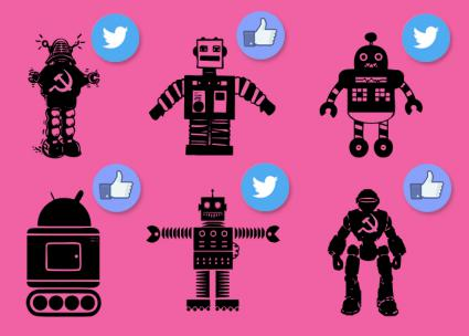 Are social media bots a threat to democracy? (Eric Ruder | SW)