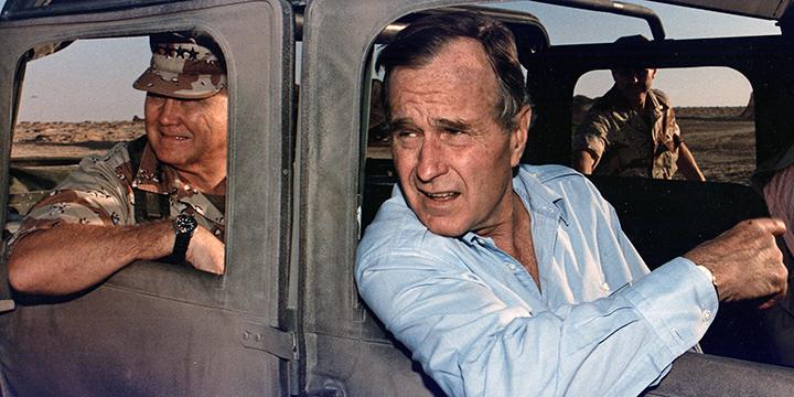 Crimes of the Bush dynasty   SocialistWorker org