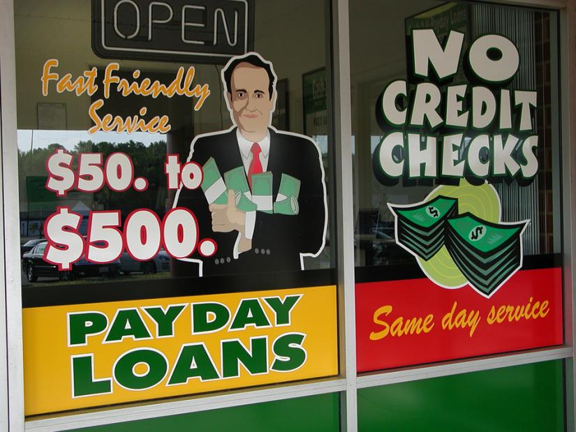 Pay day loan stores are increasingly common