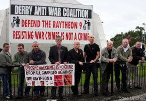 """The Raytheon 9 face prison for the """"crime"""" of protesting a weapons dealer"""